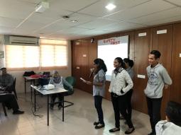 Ceramah Antidadah AADK at NSDC