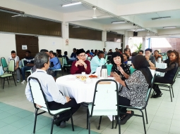 Launching of NSDC at Seameo Recsam