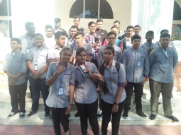 Visit to MGTF USM (Physic Week)