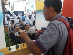 Science and Arts Fest at MGTF USM