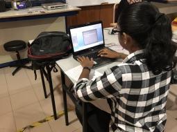 Training workshop at NSDC