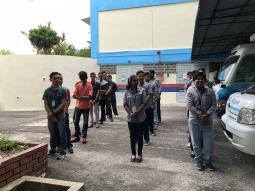 Assembly at NSDC